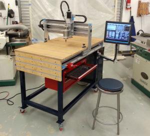 RoboChop CNC Router